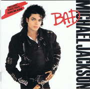 CD - Michael Jackson - Bad