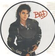 Picture LP - Michael Jackson - Bad
