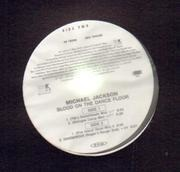 12inch Vinyl Single - Michael Jackson - Blood On The Dance Floor