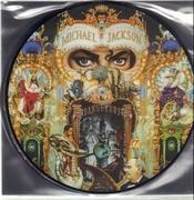 Double LP - Michael Jackson - Dangerous - Picture Disc
