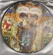 Double LP - Michael Jackson - Dangerous - Picture Disc