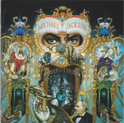CD - Michael Jackson - Dangerous