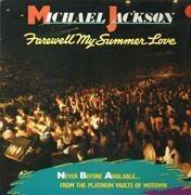 LP - Michael Jackson - Farewell My Summer Love - + Poster