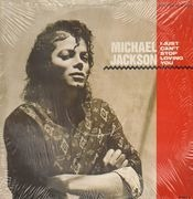 12inch Vinyl Single - Michael Jackson - I Just Can't Stop Loving You