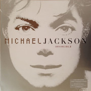 Double LP - Michael Jackson - Invincible - OG German Pressing