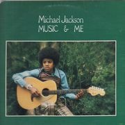 LP - Michael Jackson - Music & Me