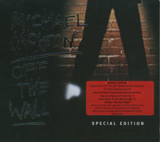 CD - Michael Jackson - Off The Wall - Slipcase