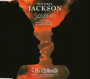 CD Single - Michael Jackson - Scream