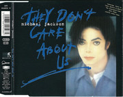 CD Single - Michael Jackson - They Don't Care About Us