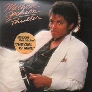 LP - Michael Jackson - Thriller