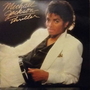 LP - Michael Jackson - Thriller