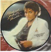 Picture LP - Michael Jackson - Thriller