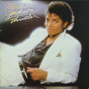 LP - Michael Jackson - Thriller - Pitman Pressing, Gatefold