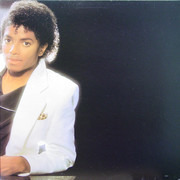 LP - Michael Jackson - Thriller - Pitman Pressing, With Co-Producer Credits