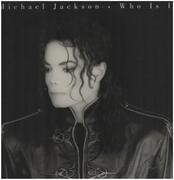 12inch Vinyl Single - Michael Jackson - Who Is It