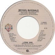 7inch Vinyl Single - Michael McDonald - I Keep Forgettin' (Every Time You're Near)