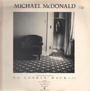 12inch Vinyl Single - Michael McDonald - No Lookin' Back