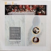 LP - Michael Nyman - The Michael Nyman Band - The Cook, The Thief, His Wife And Her Lover