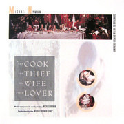 CD - Michael Nyman - The Michael Nyman Band - The Cook, The Thief, His Wife And Her Lover
