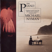CD - Michael Nyman - The Piano
