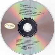 CD - Michael Nyman - The Piano Concerto / MGV