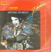 12inch Vinyl Single - Michael Sembello - Maniac