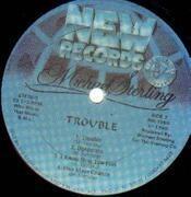 LP - Michael Sterling - Trouble