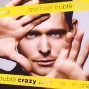 CD - Michael Buble - Crazy Love
