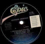 12inch Vinyl Single - Michael Jackson - Bad