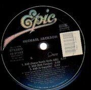 12inch Vinyl Single - Michael Jackson - Bad