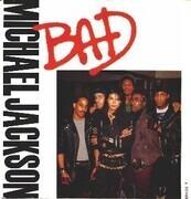 7'' - Michael Jackson - Bad