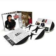 LP - MICHAEL JACKSON - BAD =25TH ANNIVERSARY.. - .. EDITION=
