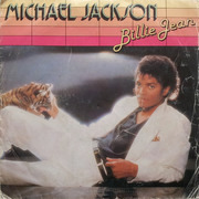 7'' - Michael Jackson - Billie Jean