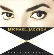 7'' - Michael Jackson - Black Or White