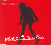 CD Single - Michael Jackson - Blood On The Dance Floor