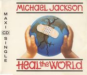 CD Single - Michael Jackson - Heal The World