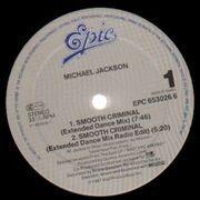 12inch Vinyl Single - Michael Jackson - Smooth Criminal