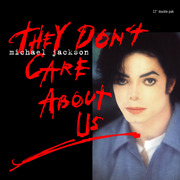2 x 12inch Vinyl Single - Michael Jackson - They Don't Care About Us