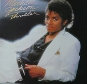 LP - Michael Jackson - Thriller - Gatefold