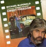 7'' - Michael McDonald - Sweet Freedom