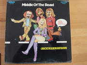 LP - Middle Of The Road - Acceleration - Gatefold sleeve