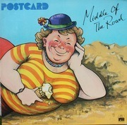 LP - Middle Of The Road - Postcard - Gatefold