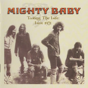 CD - Mighty Baby - Tasting The Life: Live 1971