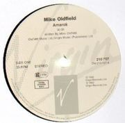 LP - Mike Oldfield - Amarok