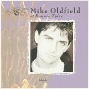12inch Vinyl Single - Mike Oldfield Et Bonnie Tyler - Islands