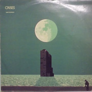 LP - Mike Oldfield - Crises