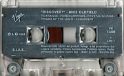 MC - Mike Oldfield - Discovery - Chromdioxid