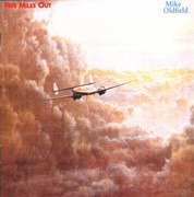 CD - Mike Oldfield - Five Miles Out