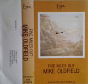 MC - Mike Oldfield - Five Miles Out