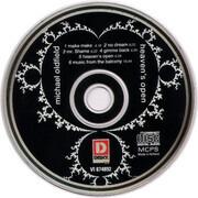 CD - Mike Oldfield - Heaven's Open